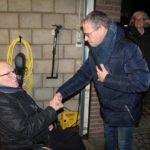 Aubade aan ere-dirigent Ger Klinkers