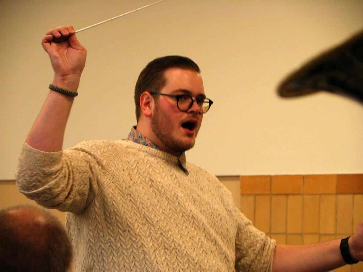 Xavier Kuipers aangesteld als nieuwe dirigent